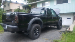 Ford F250 diesel trade for JEEP 4x4