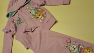 3T..Girls Paw Patrol outfit...BRAND NEW WITH TAGS