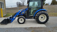 NEW HOLLAND T2310 40HP TRACTOR WITH EXTRAS FOR SALE!!!