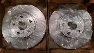 2003-2008 Toyota Corolla Front Disk Brake Rotors 45$ for both