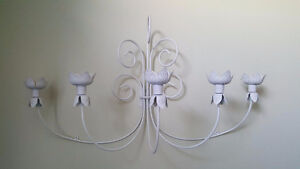 PARTYLITE CONCERTO WALL SCONCE