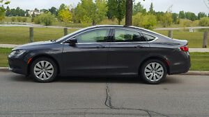 2015 Chrysler 200 - Bumper to Bumper Warranty - Private Sale