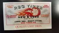 RSG TIRES NEW and USED