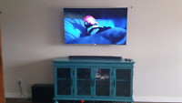 Experience the wall mount tv difference custom home theater
