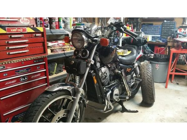 1983 Honda Shadow