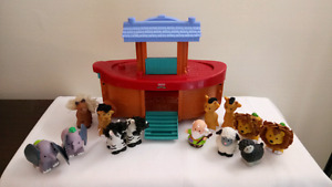 Fisher Price Little People Noah's Ark with Animals