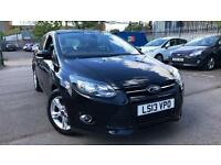 2013 Ford Focus 1.0 EcoBoost Zetec 5dr Manual Petrol Hatchback