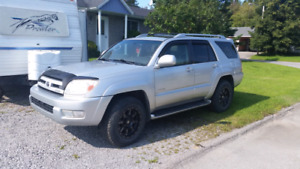 Toyota 4runner 2003 V8 Limited