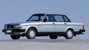 Looking for a Volvo 240 with a manual transmission!