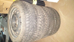 Winter tires - Goodyear Nordic