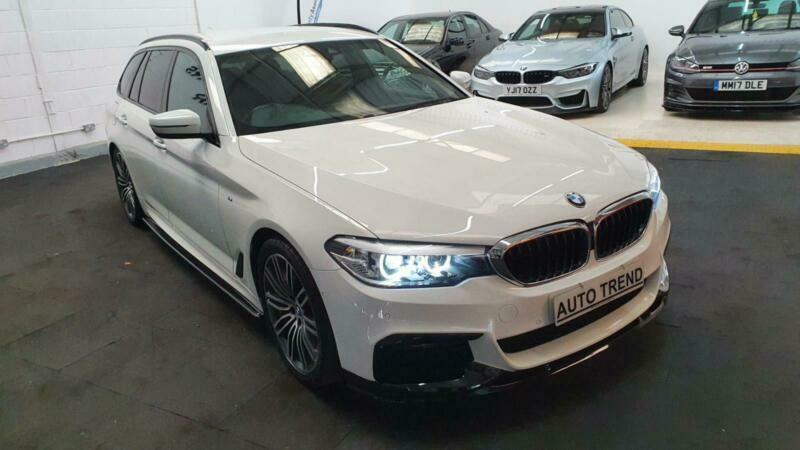BMW 530 3.0TD ( 261bhp ) Touring Auto 2018MY d M Sport