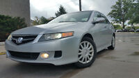 2006 Acura TSX -LOADED- **LOW KILOMETER** CERTIFIED & E-TESTED