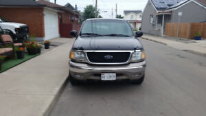 2003 Ford F-150 P/u 100th Heritage Edition only 1.500 produced!
