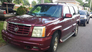 Cadillac Escalade ESV, FULL LOAD, MECANIQUE A-1