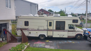 1989 ford motorhome 32ft