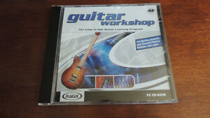 GUITAR LEARNING CD  IN NEW CONDITION