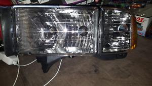 Dual Head Lights