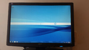 "Used 20"" Acer LCD Computer Monitor for Sale"