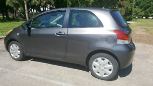 Toyota Yaris 2009 hatchback