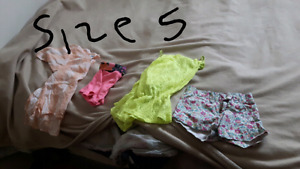 Girls clothes and stuff