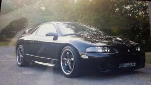 1998 Mitsubishi Eclipse GST