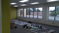 Commercial, Office  Painting
