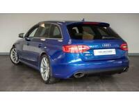 2014 Audi A4 RS4 AVANT FSI QUATTRO Auto Estate Petrol Automatic