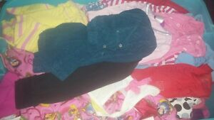 Size 3 Girls Clothing - Large amount, gently used, ready to go.