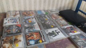 Playstation 3 250 gb 17 games London Ontario image 1