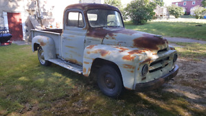 1953 International Harvester Truck