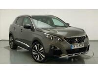 2020 Peugeot 3008 1.2 PureTech GT Line Premium (s/s) 5dr Hatchback Petrol Manual