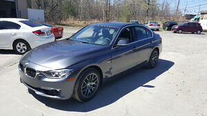 2013 BMW 328 i xdrive luxury
