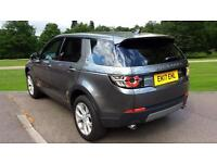 2017 Land Rover Discovery Sport 2.0 TD4 180 SE Tech 5dr Automatic Diesel 4x4