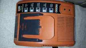 Rigid 18V Drill/batteries/Charger Windsor Region Ontario image 3