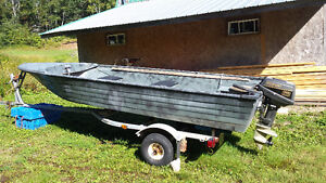 14 ft speed boat