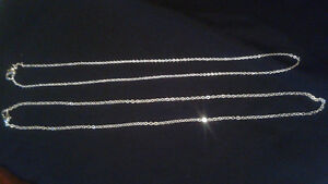 'Silver' Chains