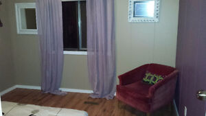 Fully furnished room available..