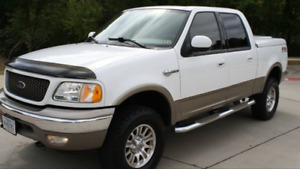 2003 Ford F-150 SuperCrew Pickup Truck wanted