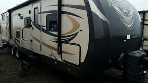 2015 SALEM BY FOREST RIVER HEMISHERE 312QBUD FAMILY SPECIAL