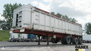 2001 CUSTOM 038 TRAILER DRUMPEUR GX18063