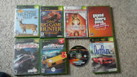Original Xbox Games for Sale. Can Deliver