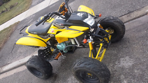 200cc Liquid Cooled ATV/Quad MINT!