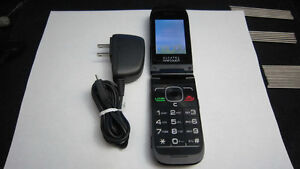 UNLOCKED Alcatel One Touch A392A cellphone for seniors
