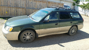 Subaru outback legacy AWD for sale