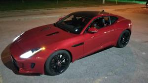 2017 Jaguar F-Type Coupe (2 door)