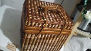 New Picnic Basket every thing included
