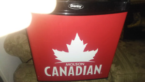 Danby Nilson Canadian mini fridge.