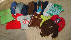 Boys shirts and pants