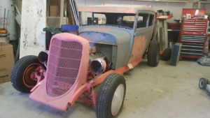 Rat rod build