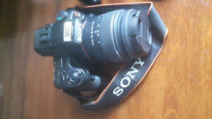 Sony Camera and all accessories